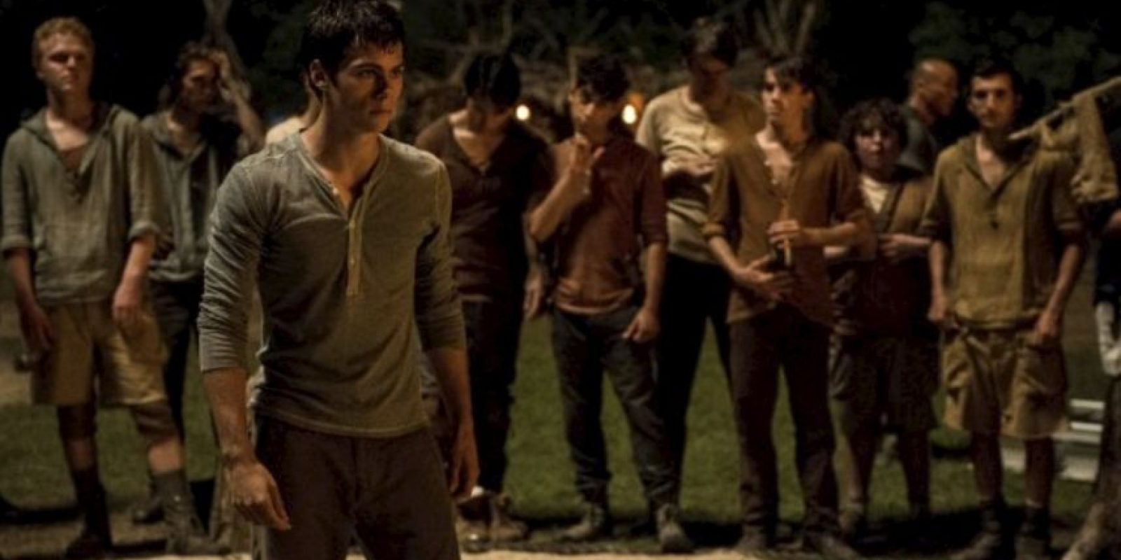 "Y en la saga ""Maze Runner"" Foto:IMDB"
