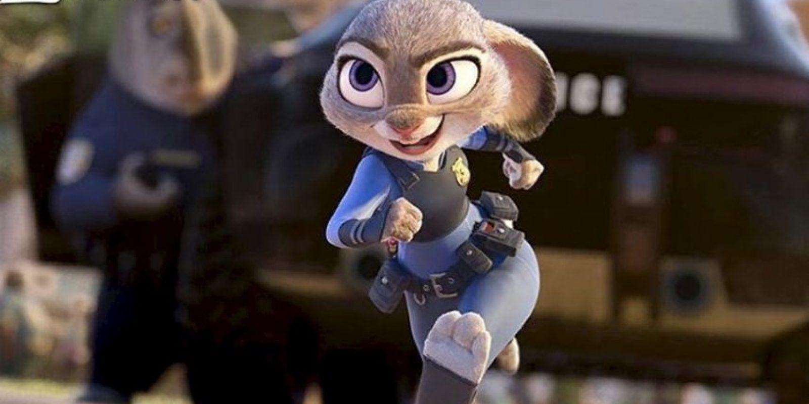 """""""Judy"""" Foto:vía instagram.com/zootopiadisney"""