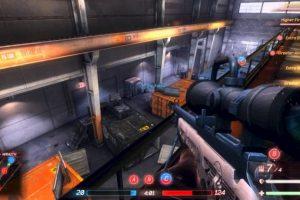 Ballistic es un juego de acción en primera persona para Facebook y navegadores de Internet considerado uno de los mejores por su gráficas. Foto:Aquiris Game Studio