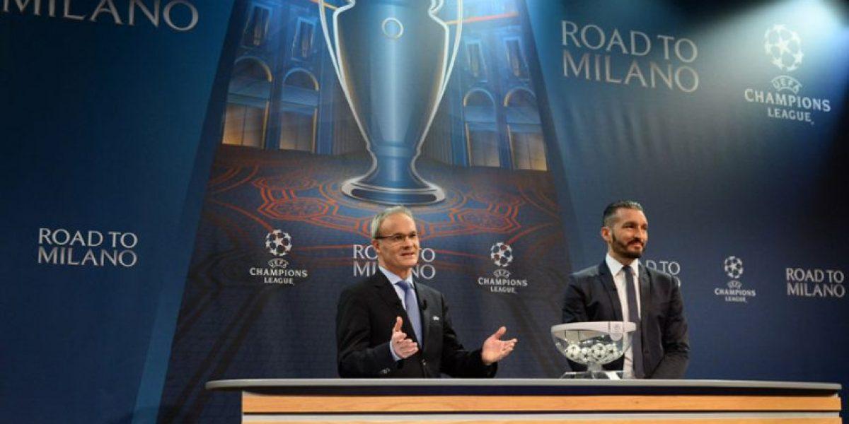 Cuartos de final de la UEFA Champions League 2016