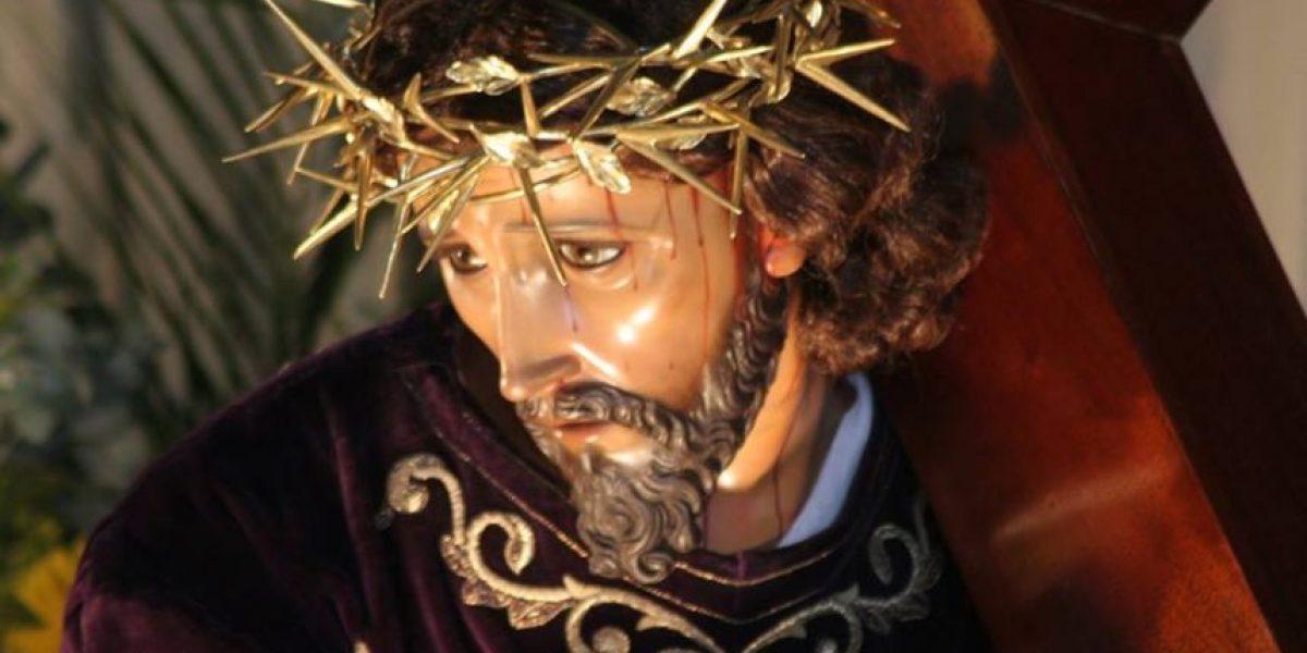 Transmisión en vivo procesión Jesús del Consuelo, sábado 19 de marzo de 2016