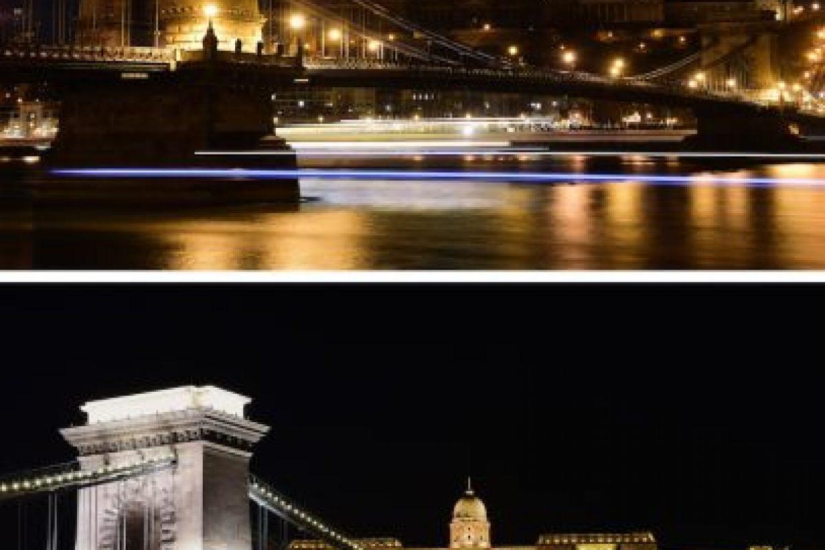 Budapest en Hungría Foto:AFP