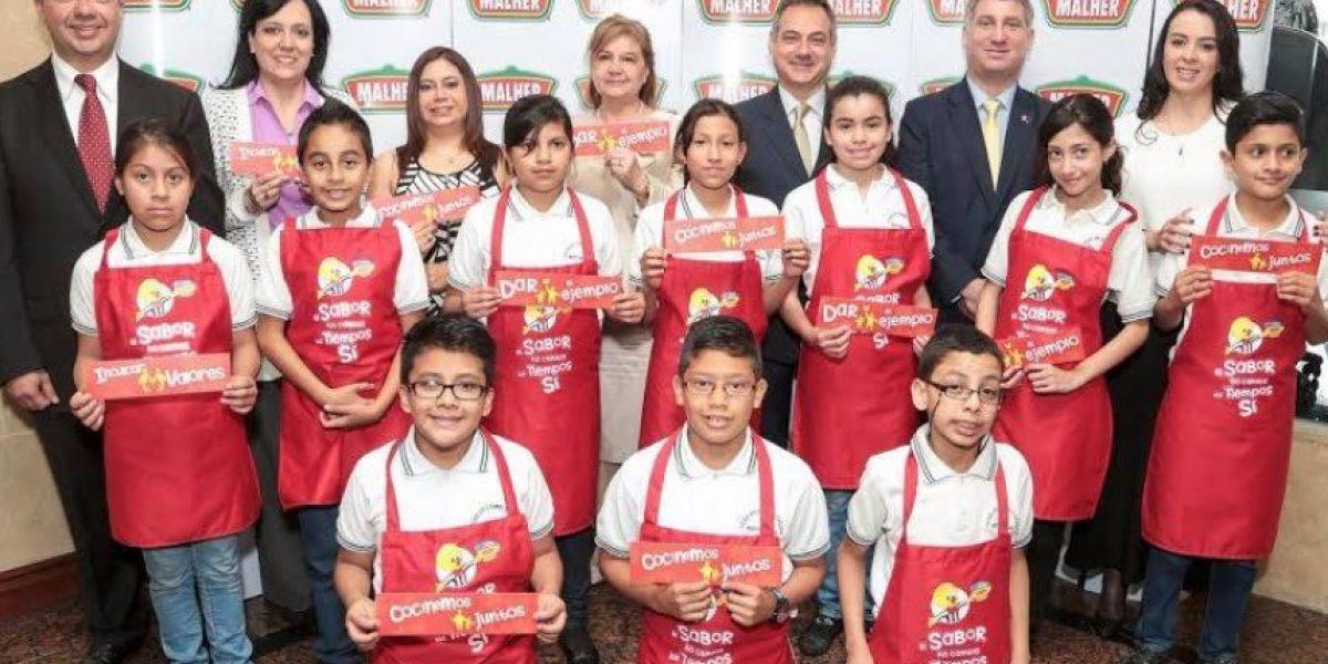 Un nueva receta del sabor para unir a las familias guatemaltecas