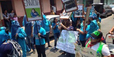 Amatitlán recibe por primera vez a la Huelga de Dolores