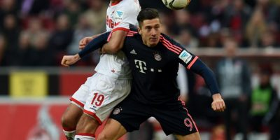 Bayern Múnich vence a Colonia y aumenta su liderato