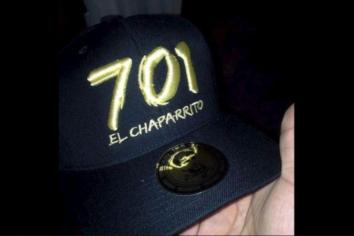 """Además de otros productos con la leyenda """"701"""" Foto:Twitter.com"""