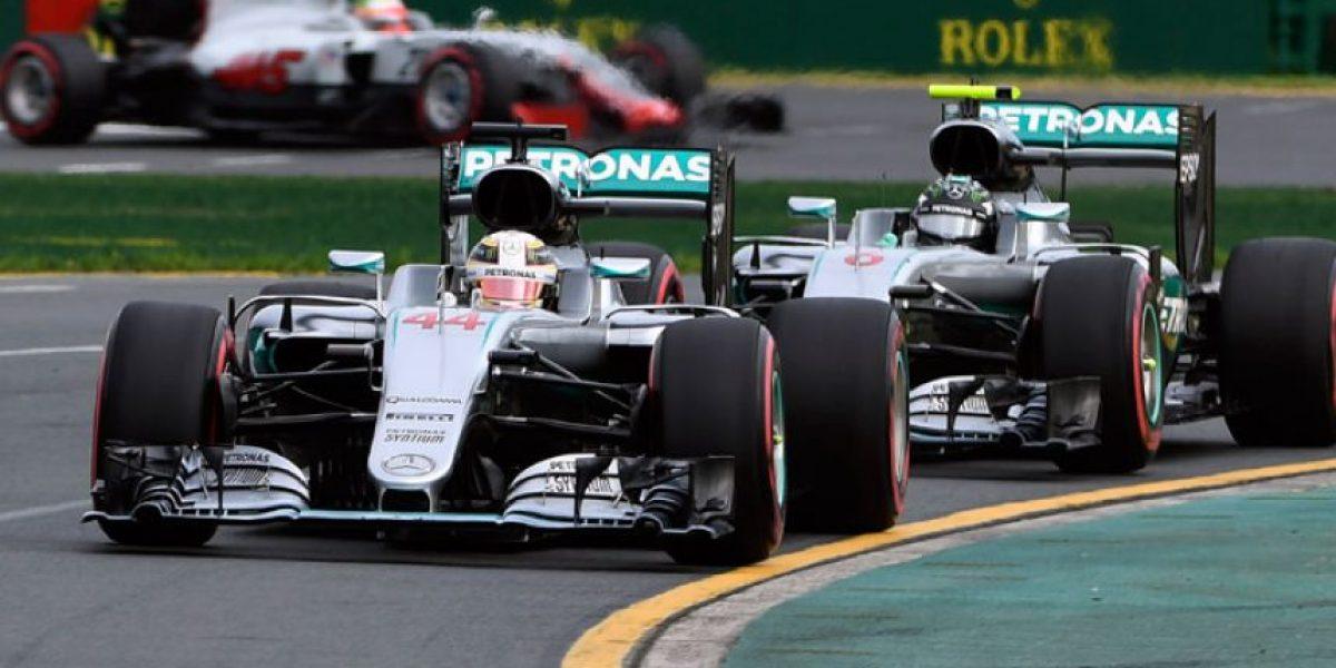 Gran Premio de Australia 2016: Lewis Hamilton saldrá primero