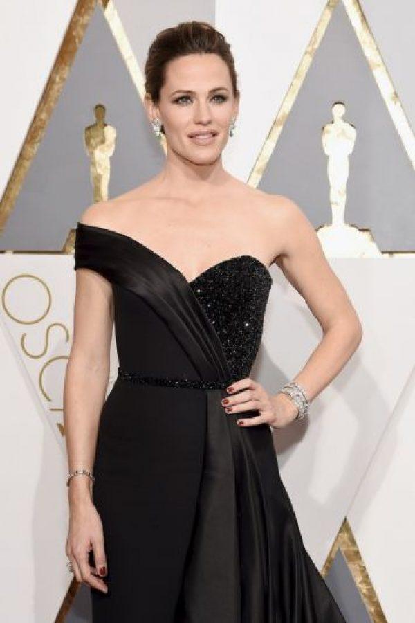 Este es el ajustado vestido de Jennifer Garner Foto:Getty Images