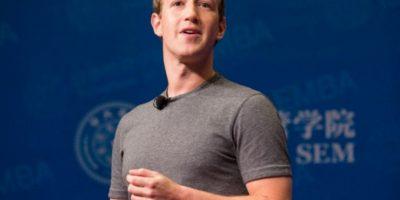 Así ha cambiado el dueño de Facebook a través de los años. Foto:Getty Images