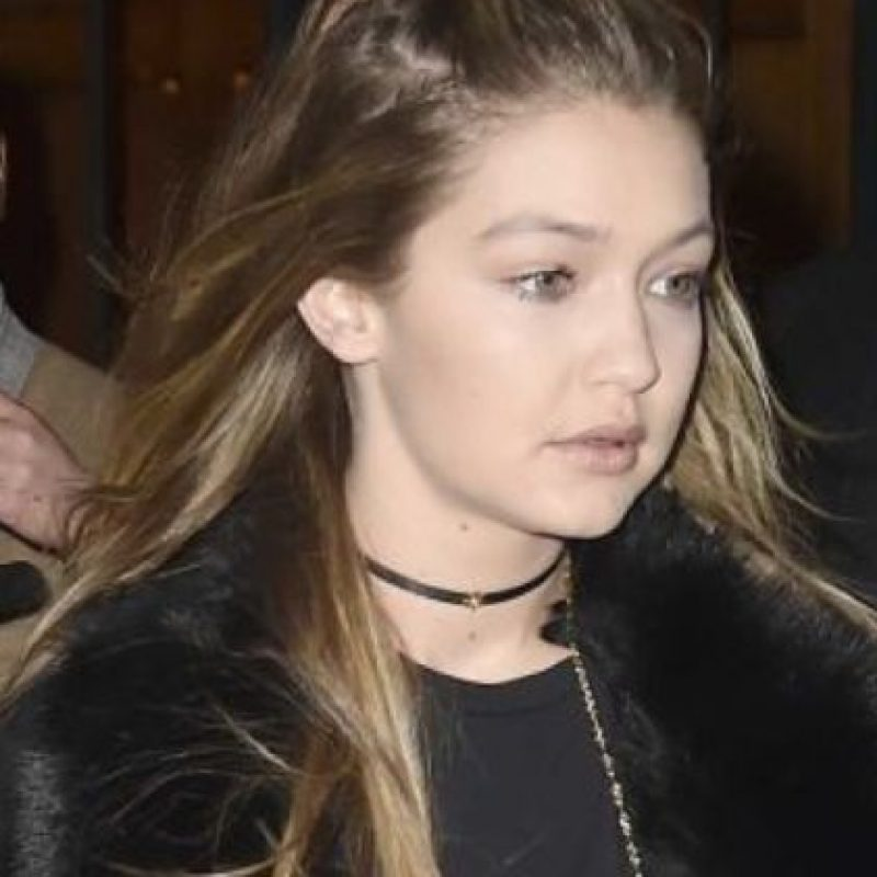 Como Gigi Hadid. Foto: vía Getty Images