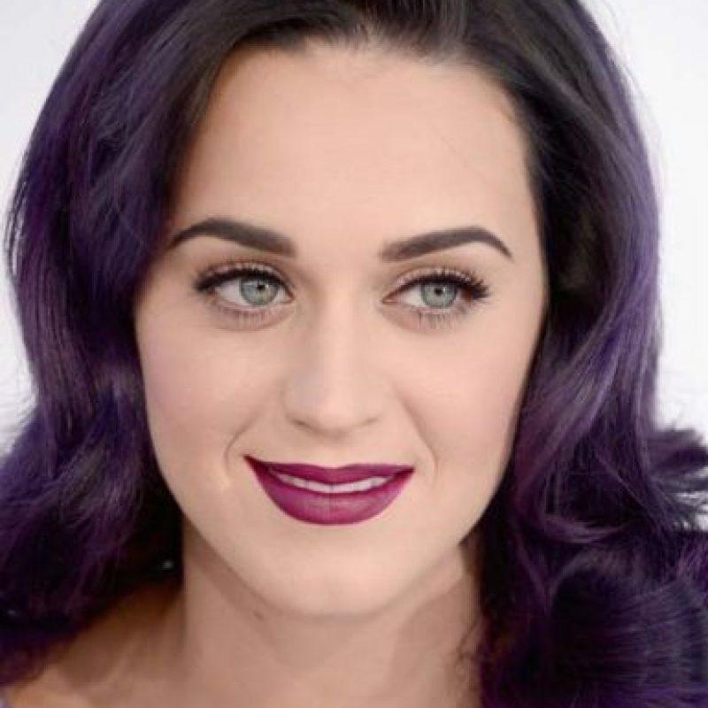 Y Katy Perry. Foto:vía Getty Images