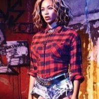 Beyoncé la usa. Foto:vía Getty Images