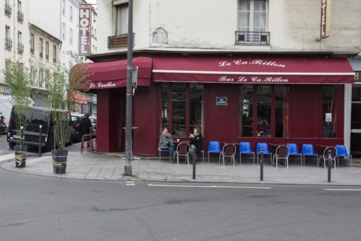 Así lucen los lugares del atentado terrorista en París a cuatro meses de los ataques Foto:AFP