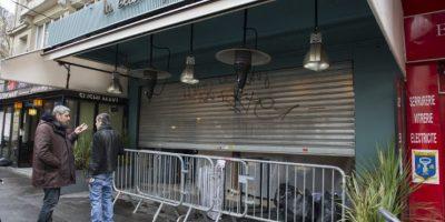 """Otra cafetería llamada """"La Belle Equipe"""" Foto:AFP"""