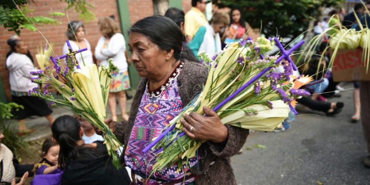 Las mejores fotos del Domingo de Ramos 2016 en Guatemala