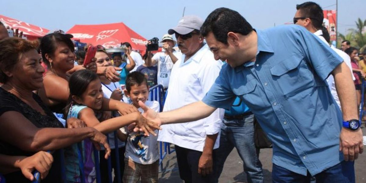 Estos son los consejos del presidente Morales para Semana Santa