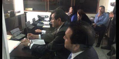 Gudy Rivera enviado a prisión el 10 de marzo de 2016. Foto:Publinews