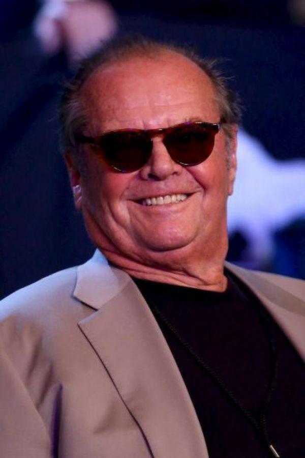 Jack Nicholson: En contra Foto:Getty Images