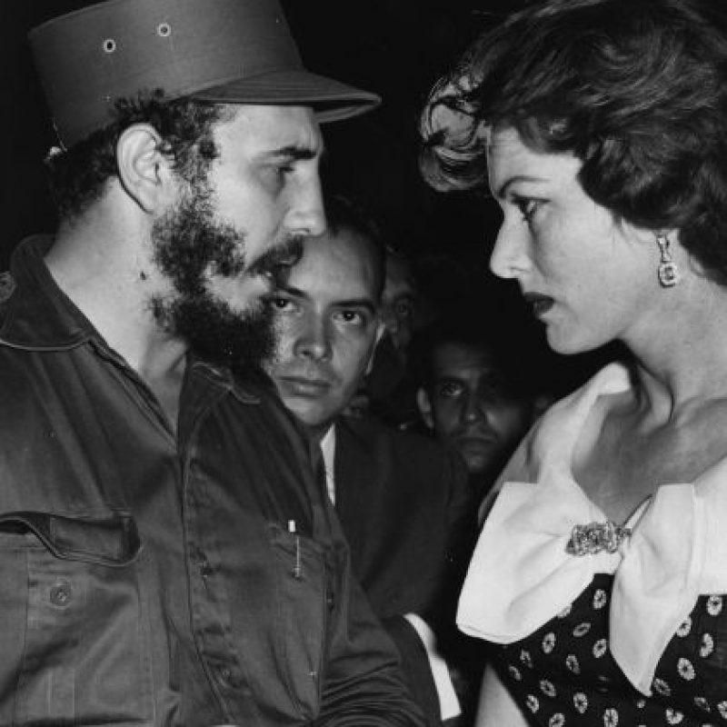 Frases de Fidel Castro que han pasado a la historia Foto:Getty Images