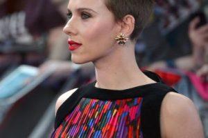 Scarlet Johansson: A favor Foto:Getty Images