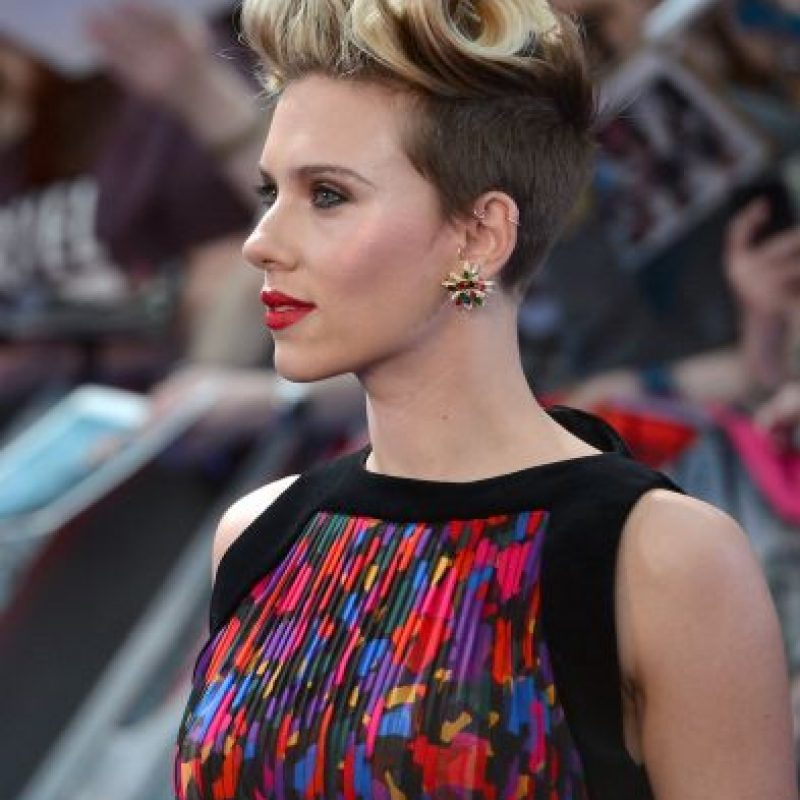 Scarlet Johansson: A favor Foto: Getty Images
