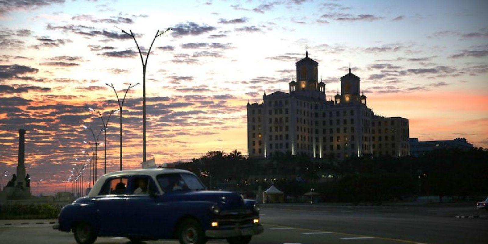 Todo listo en Cuba para recibir a Barack Obama Foto:Getty Images
