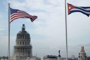 Y se preve un paseo por La Habana Vieja, el cual podría cancelarse por las condiciones meterológicas Foto:Getty Images