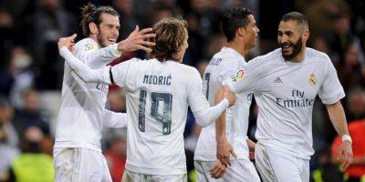 Real Madrid venció 4-0 al Sevilla. El primer gol lo marcó Karim Benzema (6′) Foto:AP