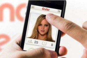 Un usuario promedio revisa la app 11 veces por día. Foto:Tinder