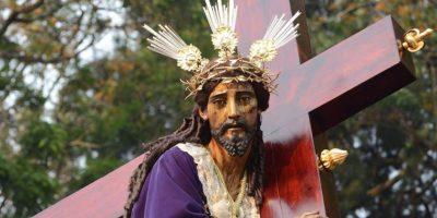 Procesión Jesús de las Tres Potencias, Lunes Santo 21 de marzo de 2016