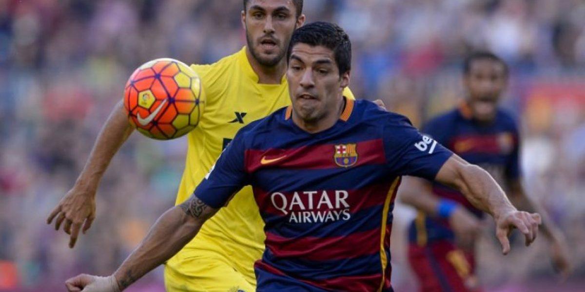 Resultado del partido Villarreal vs Barcelona, Liga Española 2015-2016
