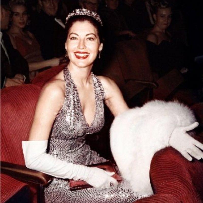 Tuvo tres maridos en total y más amantes. También se hizo famosa por su independencia. Foto:vía Getty Images