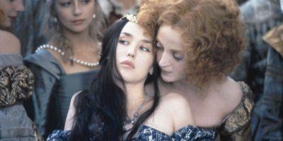 """Comenzó en los años 70. En 1994 protagonizó """"La Reina Margot"""" con cuarenta años. Y así se veía interpretando a una mujer de 19. Foto:vía Renn Productions"""