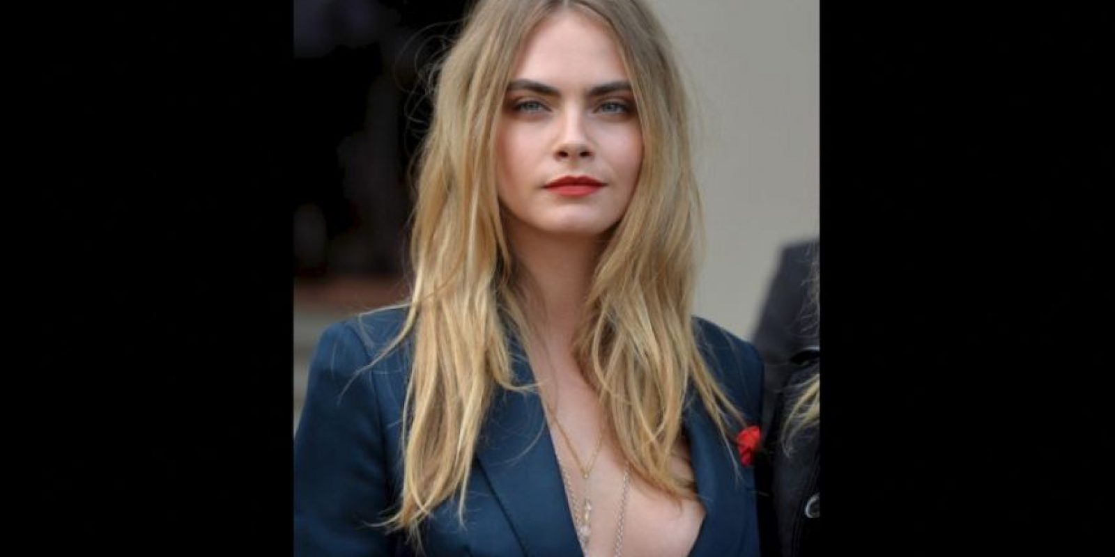 3. Cara Delevingne. Foto: Getty Images
