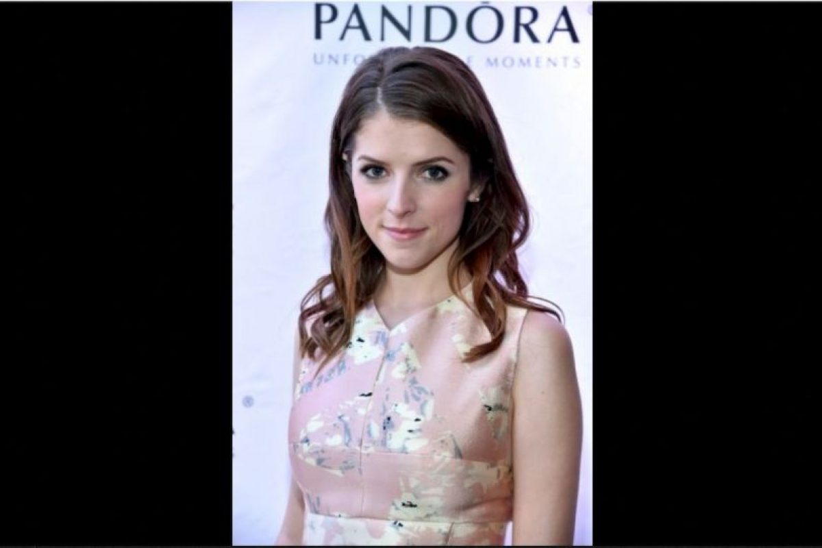 6. Anna Kendrick. Foto:Getty Images