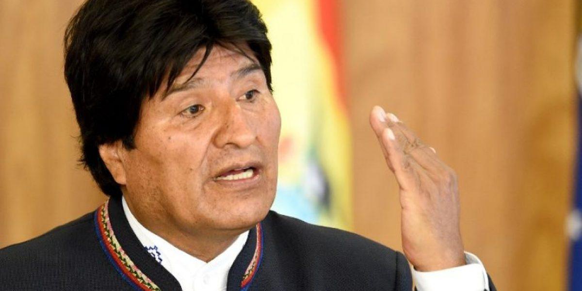 Evo Morales pide a Estado Unidos devolver Guantánamo a Cuba