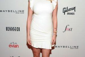 La modelo salió en la edición de traje de baño de la revista Sports Illustrated Foto:Getty Images