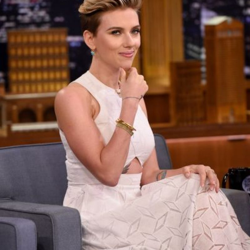 9. Scarlett Johanson Foto: Getty Images