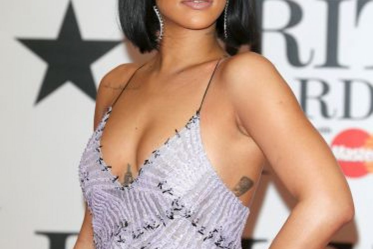 13. Rihanna Foto:Getty Images