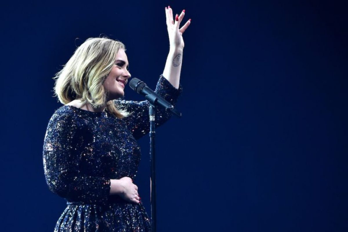 1. Adele Foto:Getty Images