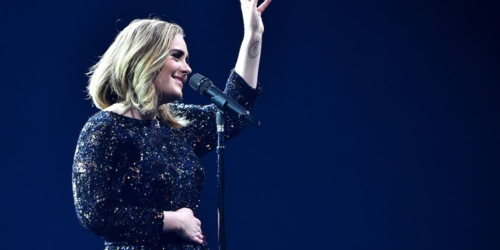 1. Adele Foto: Getty Images