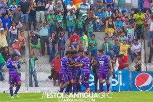 Foto:Antigua GFC