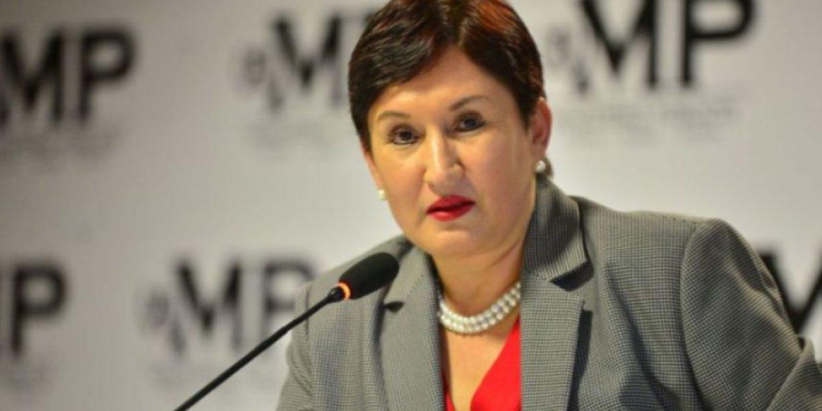 MP alerta sobre cuenta falsa en Twitter de Thelma Aldana