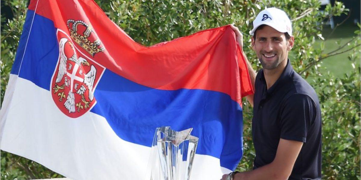 Novak Djokovic dijo que el comentario de Raymond Moore no fue