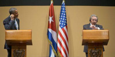 Las palabras de Barack Obama y Raúl Castro tras histórico encuentro