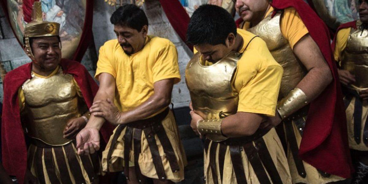 El ritual de un romano de Jesús de los Milagros