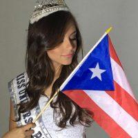 Ella es la nueva Miss Puerto Rico Foto:Vía instagram.com/azaria1012/