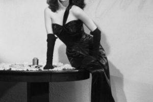 """Ava Gardner alguna vez fue llamada por Ernest Hemingway como """"El Animal más bello del mundo"""", cosa que odiaba. Foto:vía Getty Images"""