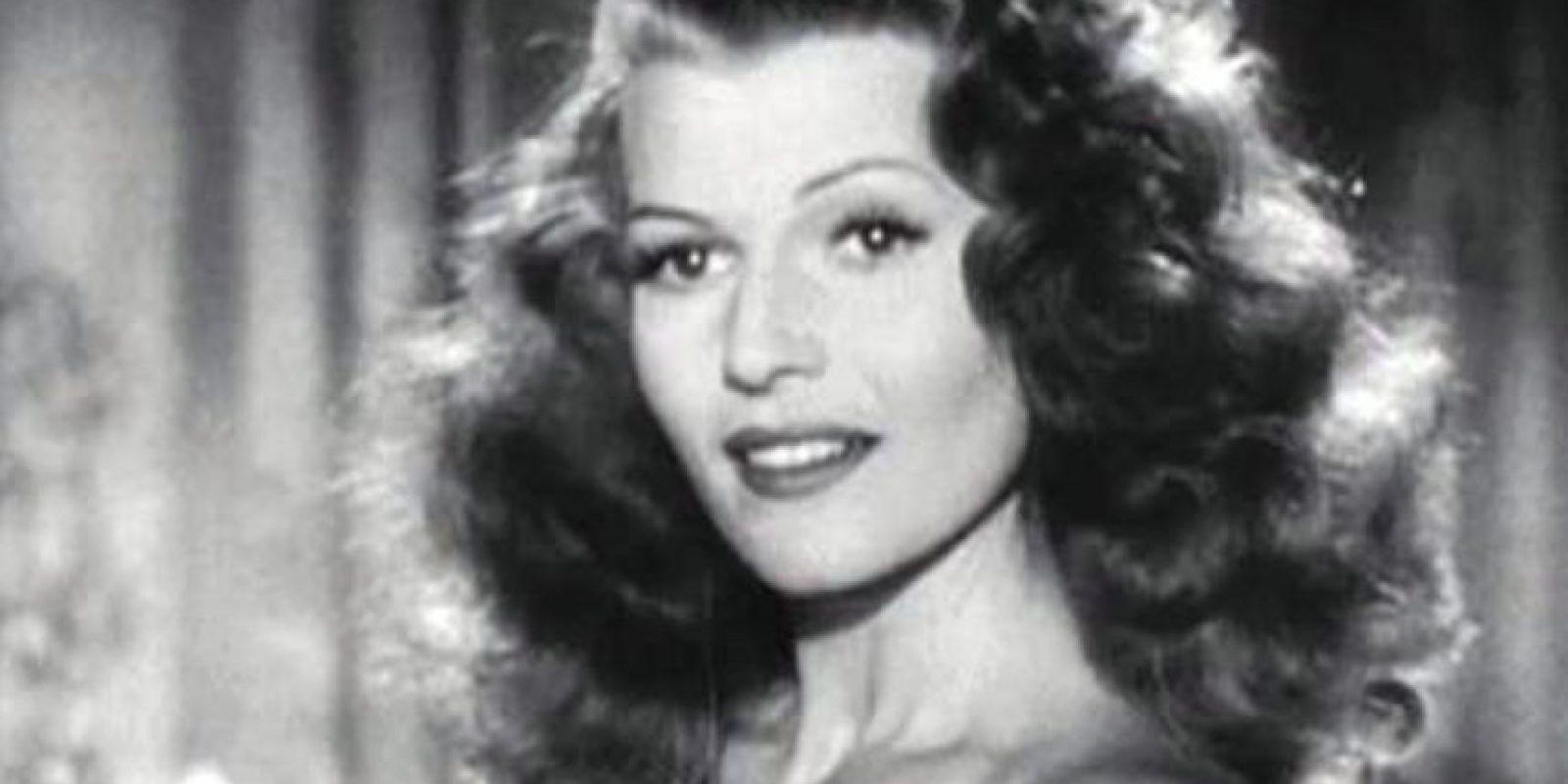 De origen latino, Rita Cansino fue una de las grandes bailarinas de los estudios. Foto:vía Getty Images