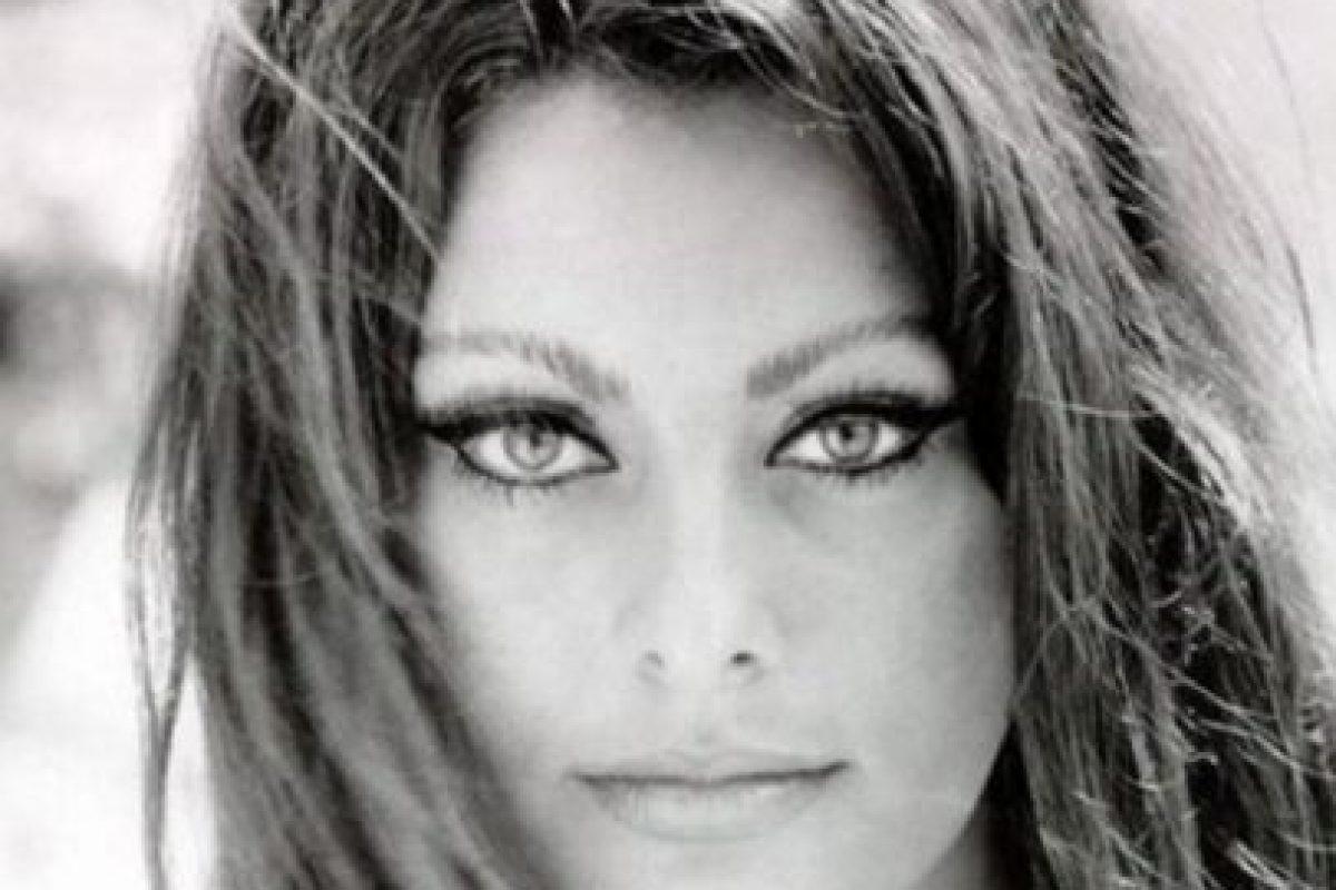 Se casó con el productor Carlo Ponti. Sigue siendo una leyenda a sus 81 años. Foto:vía Getty Images